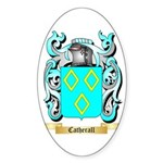 Catherall Sticker (Oval 50 pk)