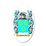 Catherall 35x21 Oval Wall Decal