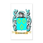 Catherall 20x12 Wall Decal