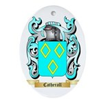 Catherall Ornament (Oval)