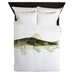 Norther Hogsucker 2 Queen Duvet