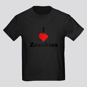 I Love Zombies T-Shirt