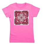 Celtic Valentine Girl's Tee