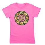 Celtic Wheel of the Year Girl's Tee