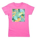Early Frost Watercolor Girl's Tee