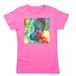 Breach of Containment Watercolor Girl's Tee