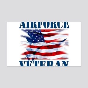 Airforce Veteran copy Wall Decal