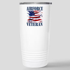 Airforce Veteran copy Travel Mug