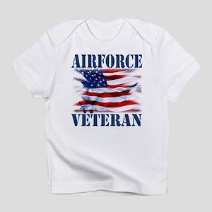 Airforce Veteran copy Infant T-Shirt