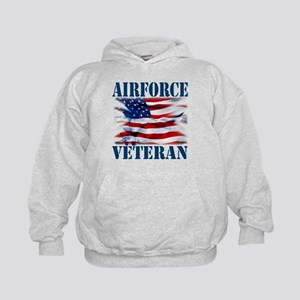 Airforce Veteran copy Hoodie