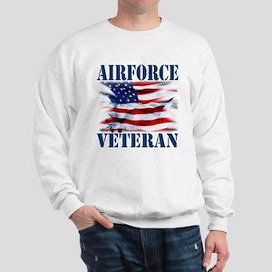 Airforce Veteran copy Sweatshirt