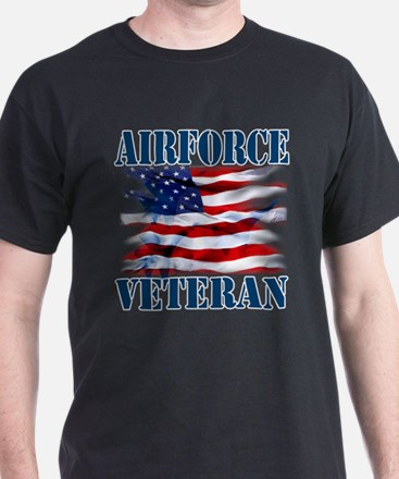 Airforce Veteran copy T-Shirt