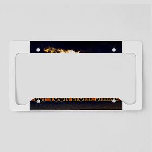 LIGHT License Plate Holder