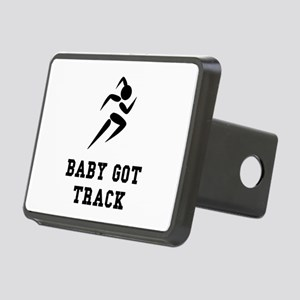 Baby Got Track Hitch Cover