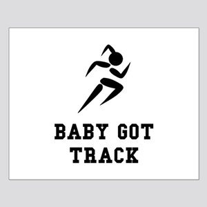 Baby Got Track Posters