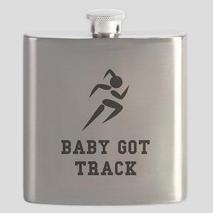 Baby Got Track Flask