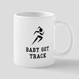 Baby Got Track Mug