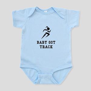 Baby Got Track Body Suit