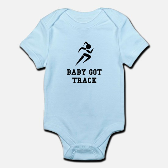 Baby Got Track Body Suit