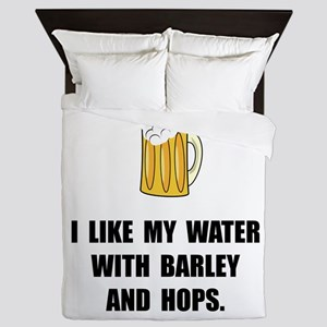 Barley Hops Queen Duvet