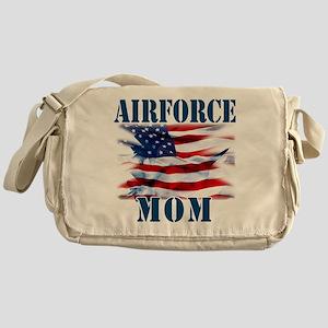 Airforce Mom Messenger Bag