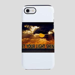 LIGHT iPhone 7 Tough Case