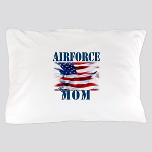Airforce Mom Pillow Case