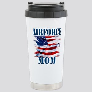 Airforce Mom Travel Mug