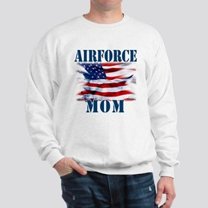 Airforce Mom Sweatshirt