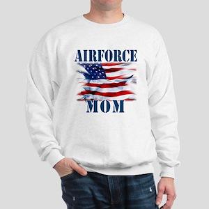 Airforce Mom Sweatshirt
