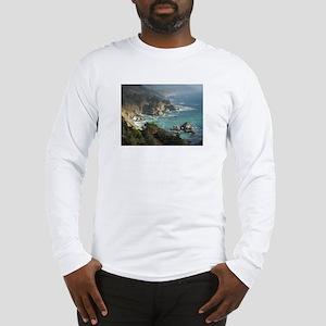 California coast Long Sleeve T-Shirt