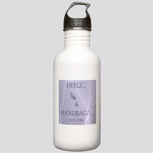 Heelz & Handbagz New York Water Bottle