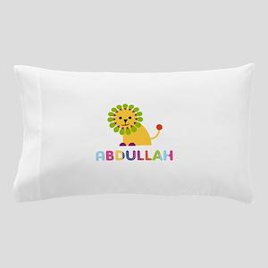 Abdullah Loves Lions Pillow Case