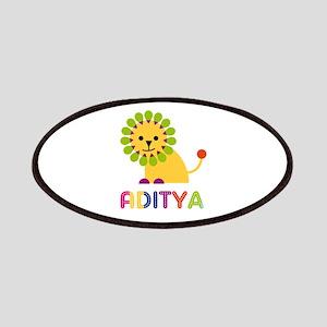 Aditya Loves Lions Patches