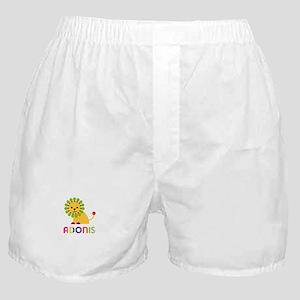 Adonis Loves Lions Boxer Shorts