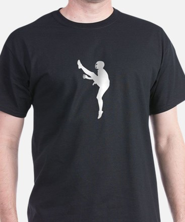Football Silhouette T-Shirt