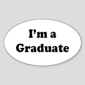 Im a Graduate Sticker