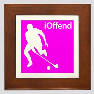 iOffend Framed Tile