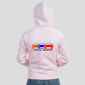 Norcal 86 Drive Women's Women's Zip Hoodie