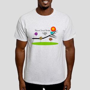 Retired Social worker A T-Shirt