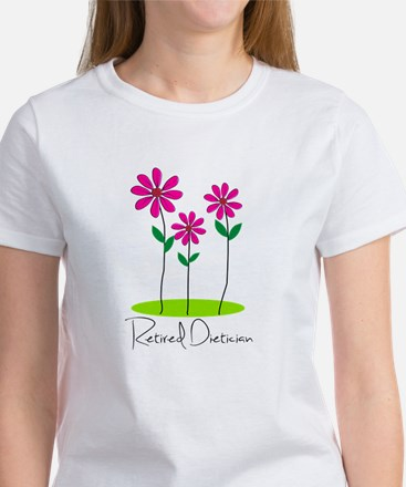 Retired Dietician 2 T-Shirt