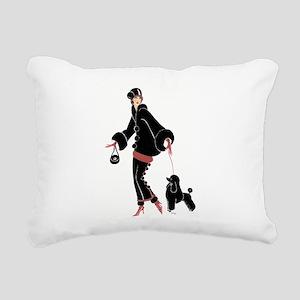 mitzi Rectangular Canvas Pillow