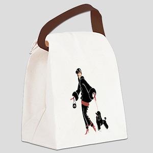 mitzi Canvas Lunch Bag