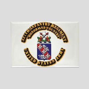 COA - Infantry - 327th Infantry Regiment Rectangle