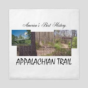 Appalachian Trail Americabesthistory.c Queen Duvet