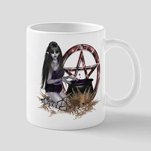 Wiccan Pentacle Mug