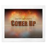 Benghazi Cover Up King Duvet