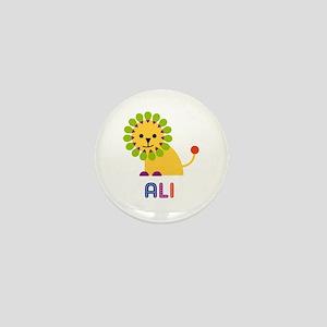 Ali Loves Lions Mini Button