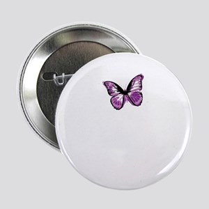 "purple butterfly 2.25"" Button"