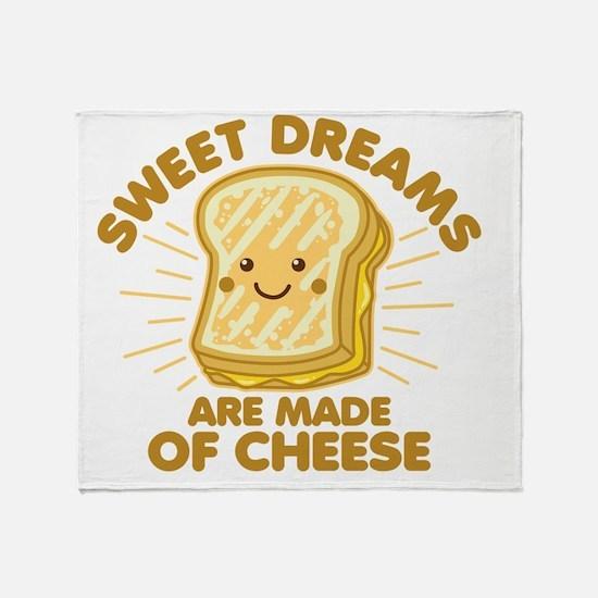 Cute Sweet Throw Blanket